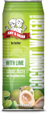 With Lime