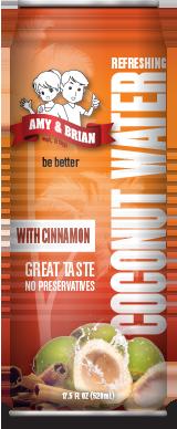 With Cinnamon
